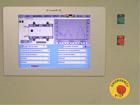ProCont HKV hőkezelő kemence kezelői felület